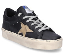 Sneaker low HI STAR Glattleder Used