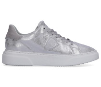 Sneaker low TEMPLE FEME Kalbsleder Logo