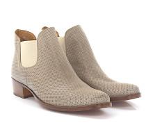 Stiefeletten Boots 498 Leder