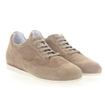 Sneaker 8745 Veloursleder