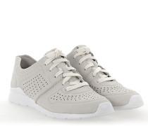 Sneaker TYE Kalbsleder hellgrau