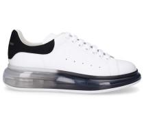 Sneaker low LARRY Kalbsleder Logo -kombi