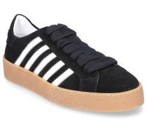 Sneaker low RAPPER´S DELIGHT Veloursleder Streifen
