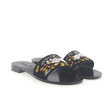 Sandalen TAROT Stoff Stickerei