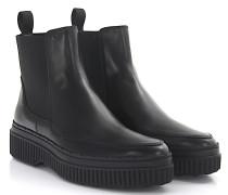 Chelsea Boots A0U230 Glattleder Stretch