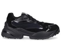 Sneaker low SERGIO EXTREME Kalbsleder Logo -kombi