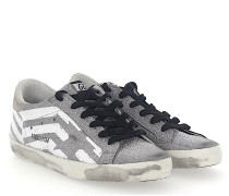 Sneaker G32WS Stoff glitzer