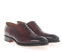 Oxford 12621 Leder bordeaux Goodyear Welted