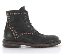 Stiefeletten Boots Leder finished