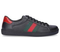Sneaker low ACE SNEAKER Kalbsleder Logo Streifen