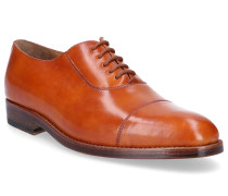 Businessschuhe Oxford 5322 Kalbsleder cognac