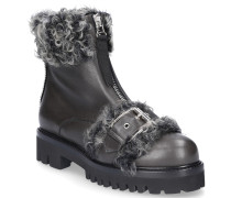 Chelsea Boots 8823 Fell Glattleder Fellschaft