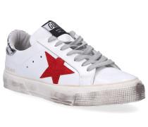 Sneaker low MAY Kalbsleder Used