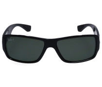 Sonnenbrille Wayfarer 4199 Acetat schwarz