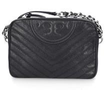 Handtasche FLEMMING DIST. CAMERA BAG Kalbsleder Logo