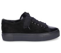 Sneaker low D92509 Veloursleder