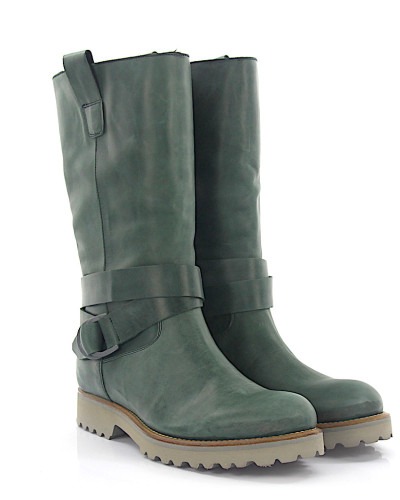 Stiefeletten Boots 621 Leder