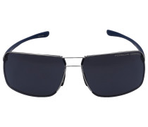 Sonnenbrille Wayfarer 8615 Acetat blau