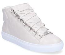 Sneaker high ARENA Glattleder Crinkled creme