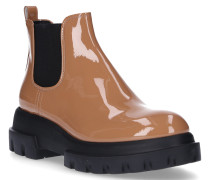 Chelsea Boots D756502 Kalbsleder Lackleder