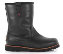 Stiefel Boots Stoneman Leder Lammfell