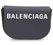 Handtasche VILLE DAY XS Kalbsleder Logo