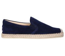 Loafer W66B Veloursleder