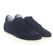 Sneaker 8745 Veloursleder dunkel