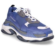 Sneaker low TRIPLE S Kalbsleder Lammleder Polyester