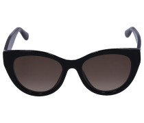 Sonnenbrille Cat Eye CHANA Acetat schwarz