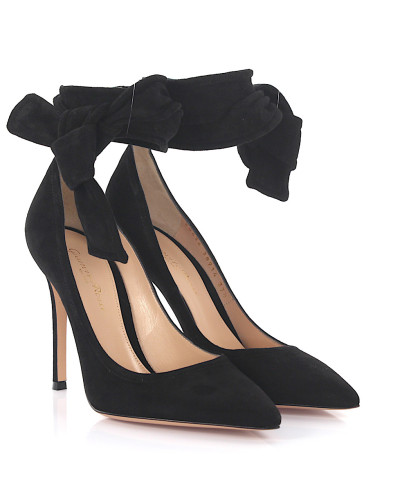 Pumps Lane Veloursleder