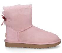 Snowboots MINI BAILEY BOW II Lammleder rosa