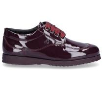 Sneaker low TRADITIONAL Lackleder bordeaux