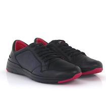 Sneaker AYO10 Leder perforiert