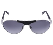 Sonnenbrille Aviator 931 579Z Metall schwarz
