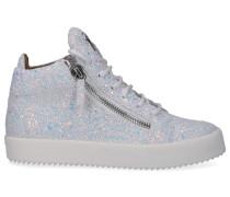 Sneaker high MILK Glitter Glitzer