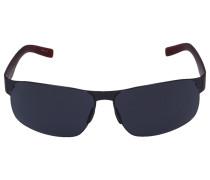Sonnenbrille Wayfarer 8531 Acetat rot