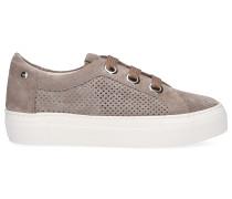 Sneaker low 925173 Wildleder Lochmuster