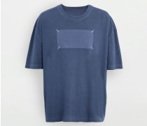 Kurzärmliges T-shirt Blau