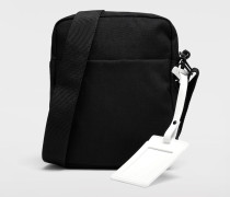 Cross-body Bag Schwarz