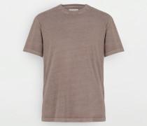 Kurzärmliges T-shirt Taubengrau