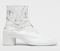Ankle Boots Tabi Weiß