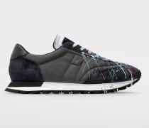 Sneakers Replica Blau