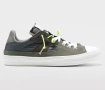 Sneakers Militärgrün