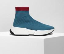 Sneakers Blaugrau