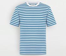 Kurzärmliges T-shirt Himmelblau