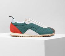 Sneakers Dunkelgrün