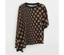 Kurzärmliges T-shirt Granitgrau