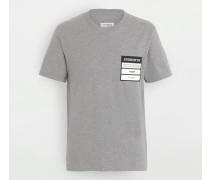 Kurzärmliges T-shirt Grau