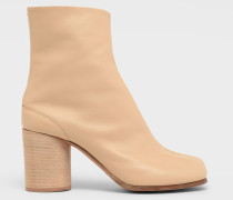 Ankle Boots Tabi Nude